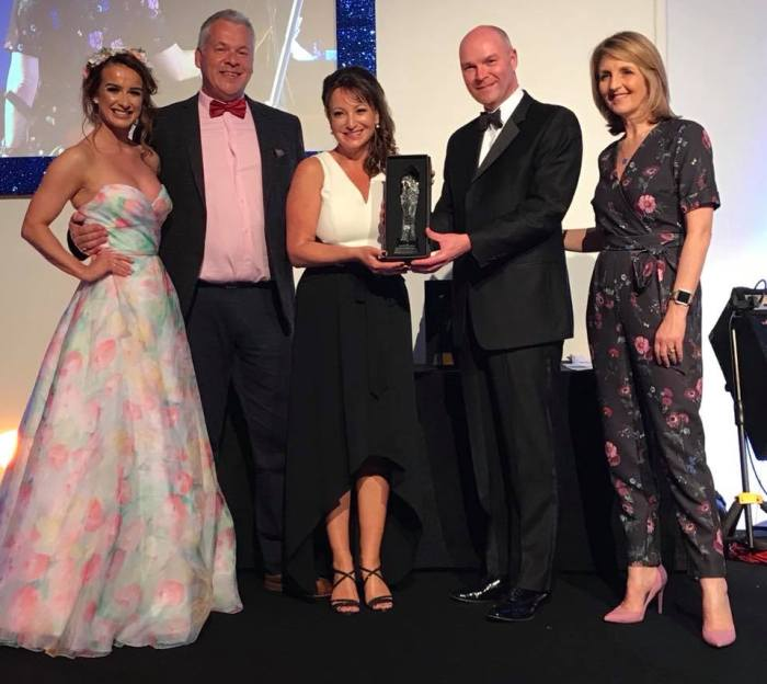 An Edinburgh cosmetic nurse won a duo of awards at The Look Awards 2018 - Edinburgh PR