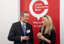 PR Photography shares images of Michael Sheen's appearance in Leith - Holyrood Partnership