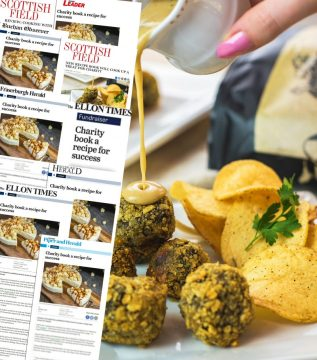 Aberdeenshire Brand,Mackie's of Scotland, is celebrating the success of its first-ever recipe book thanks to Food & Drink PR.