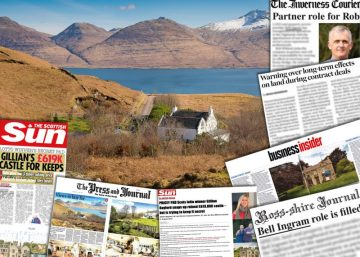 Scottish PR agency helps Bell Ingram to busy month of coverage