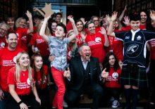 Edinburgh sports quiz fundraising is charity pr success