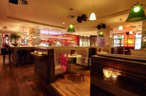 Tigerlily food and drink PR