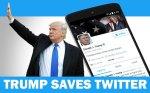 Digital PR Twitch Trump
