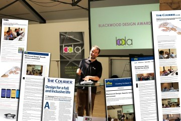 Blackwood Design Awards Round Up Care PR