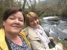 Walking charity Paths for All celebrates National Friendship Day with Lanarkshire ladies