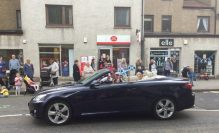 Scottish PR shares client Bield's story on pensioners attending Linlithgow's March and Gala