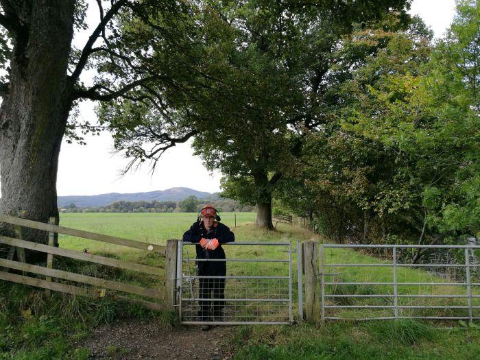 PR Scotland promotes awards recognising volunteer