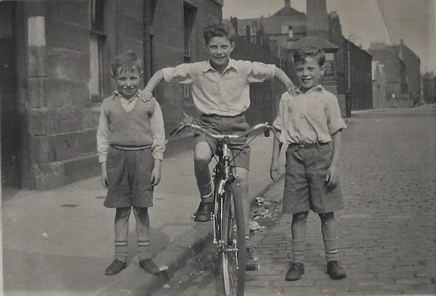 """Photograph of Bield tenant Alex Wilson from """"Remembering the Fifties"""" Memory Book   Care PR"""