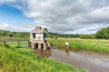 Property PR photograph of Bell Ingram's historic Howietoun Fishery property on sale