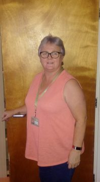 Cathy McGarry celebrates 25 years of service with Bield | Care PR
