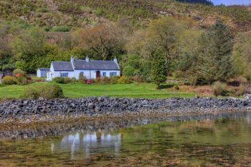 North Lodge in Tarbert being sold by Bell Ingram with help from a public relations agency