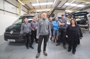 SIMON POOLE and the team at Jerba Campervans SME PR