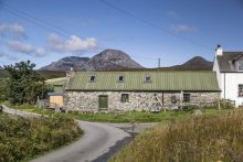 Bell Ingram property PR photograph of the Bothy cottage   Scottish PR