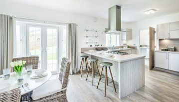 Property PR photograph of CALA Homes Craigpark property in Ratho