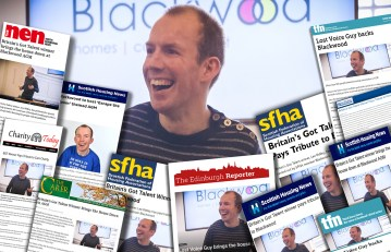 Care PR success achieved for Blackwood's AGM
