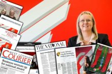 Edinburgh PR brings media success to Business Woman of the Year