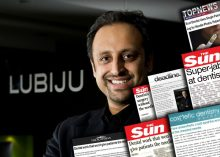 Lubiju's painless jabs receive widespread media coverage as part of a hair and beauty PR campaign
