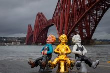 Charity PR team help share ECHC Oor Wullie story with amazing results