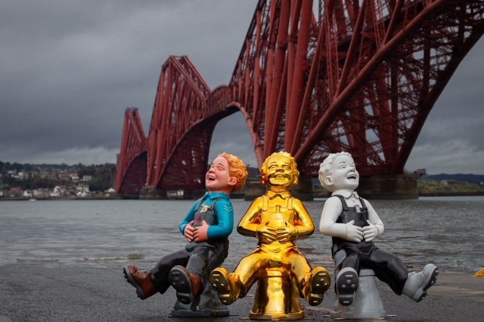 Charity PR experts help share ECHC Oor Wullie Big Bucket Trail with broad range of media titles
