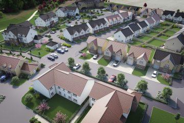 CALA Kingfisher Aerial Shot - Property PR story