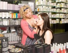 DollyLeo boutique in hair and beauty PR shot