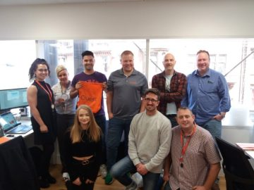 Edinburgh PR agency shares story of Bield's quest to reduce loneliness
