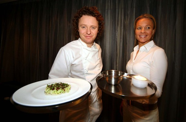 Luxury lunch offer at Lubiju clinic, featured in hair and beauty PR photos