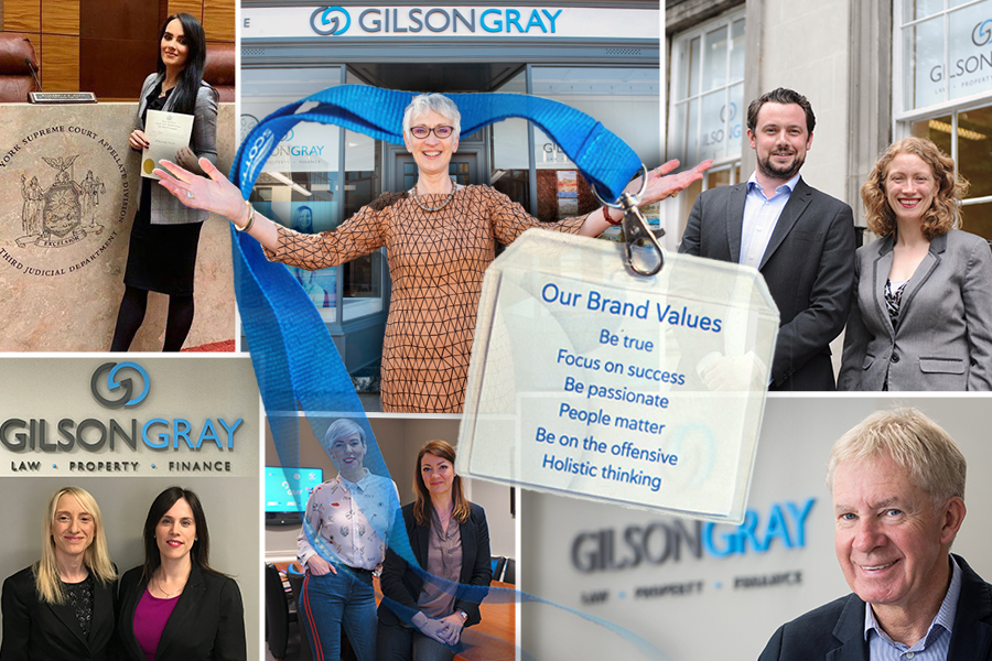Talent recruitment and retention at Gilson Gray has been helped by effective legal PR