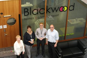 Charity PR experts share news about Blackwood Design Awards launch