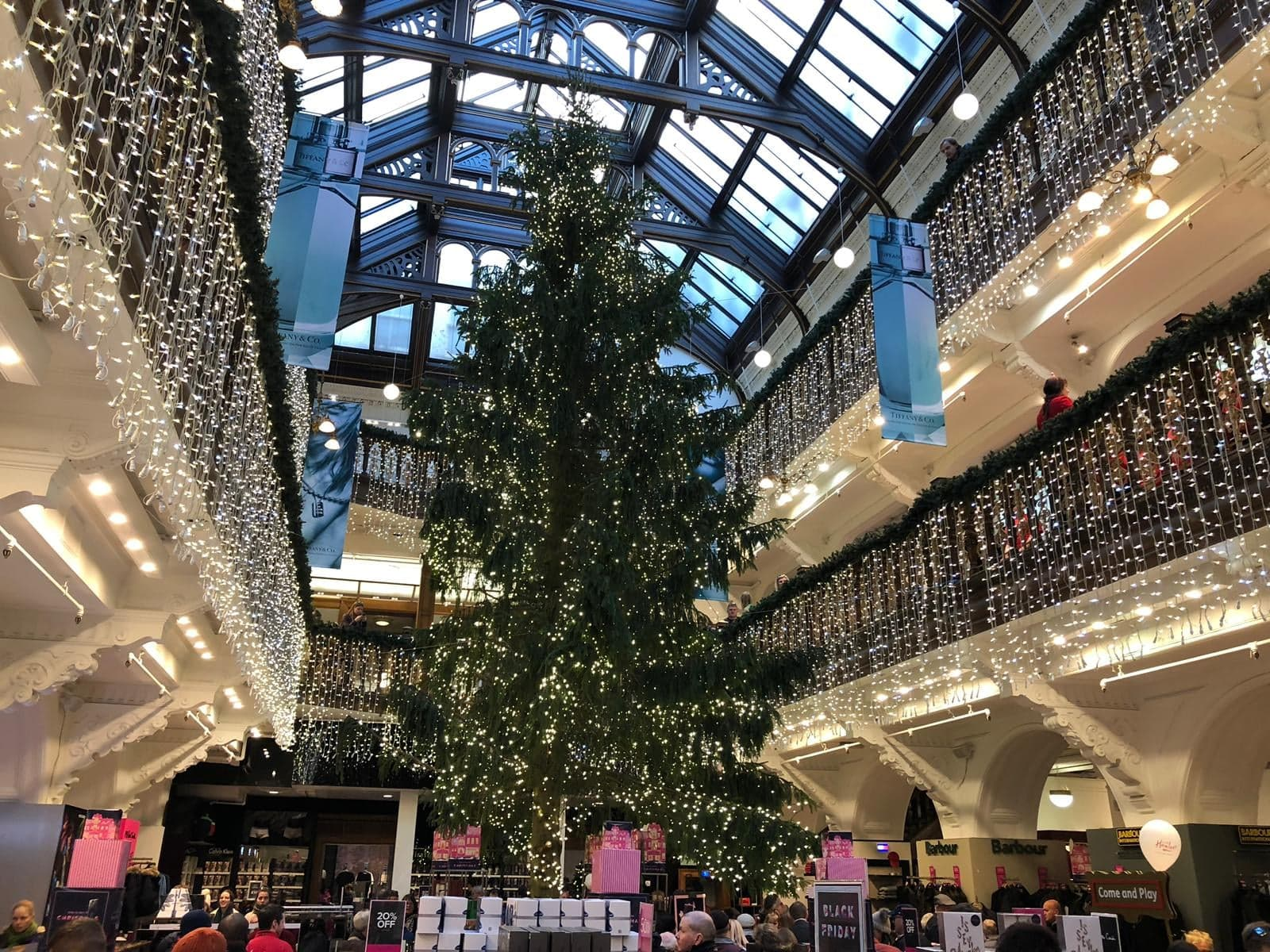 Charity PR - Jenners Christmas Tree