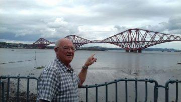 Charity PR Bield's John Thompson Abseil