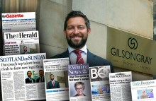 Business thought leader Glen Gilson benefits from legal PR