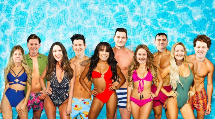 Love Island 2018 cast members are featured in a digital blog post image created by Edinburgh digital PR experts