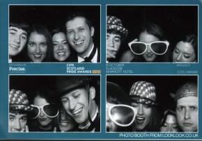 Holyrood PR staff celebrate wins at 2015 CIPR Scotland PR awards