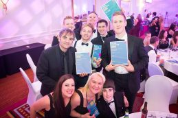 Award winning PR agency at the CIPR Scotland 2015 PR Awards