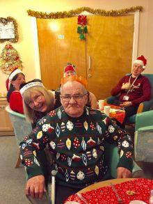 Bield's Crosshill Gardens' Christmas Party - Charity PR