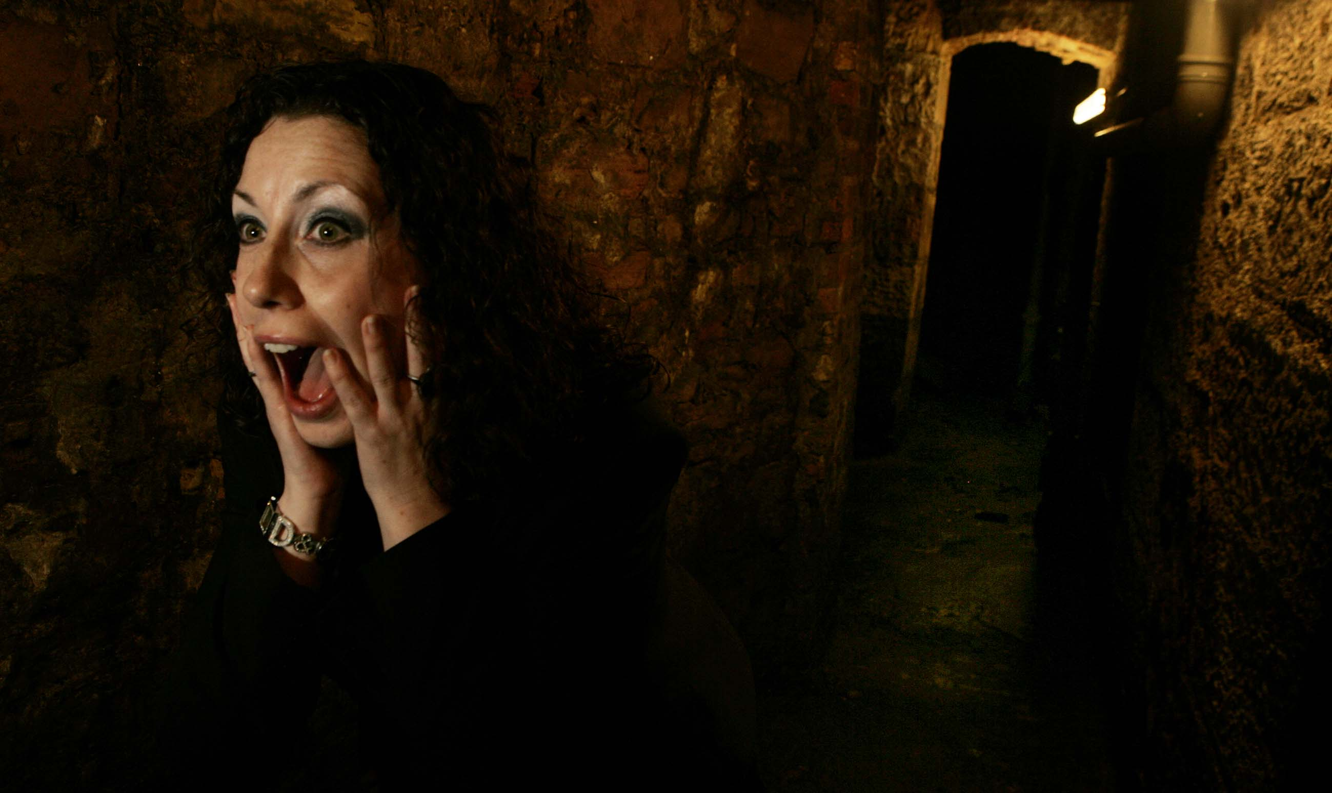 Hotel PR photography for Fraser Suites where staff have reported spooks in the cellar