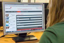 Digital PR photo for Warners Solicitors website services
