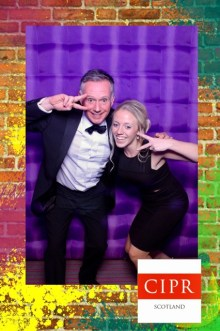 Award winning PR agency staff celebrate success at 2017 CIPR Awards