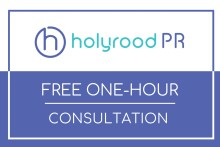 Free one-hour consultation offer from Edinburgh PR agency, Holyrood PR