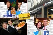 Digital PR and social media success for Italian restaurant chain in Edinburgh, Scotland
