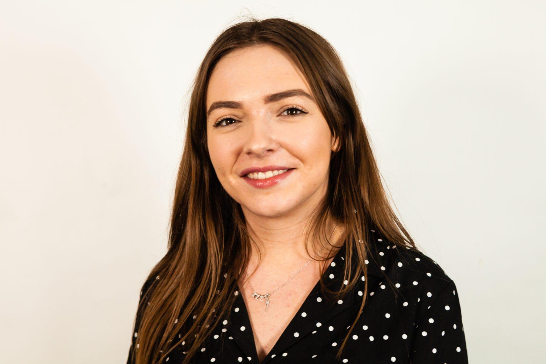 Izzy Stiven is a member of the award-winning PR team at Holyrood PR agency in Edinburgh, Scotland