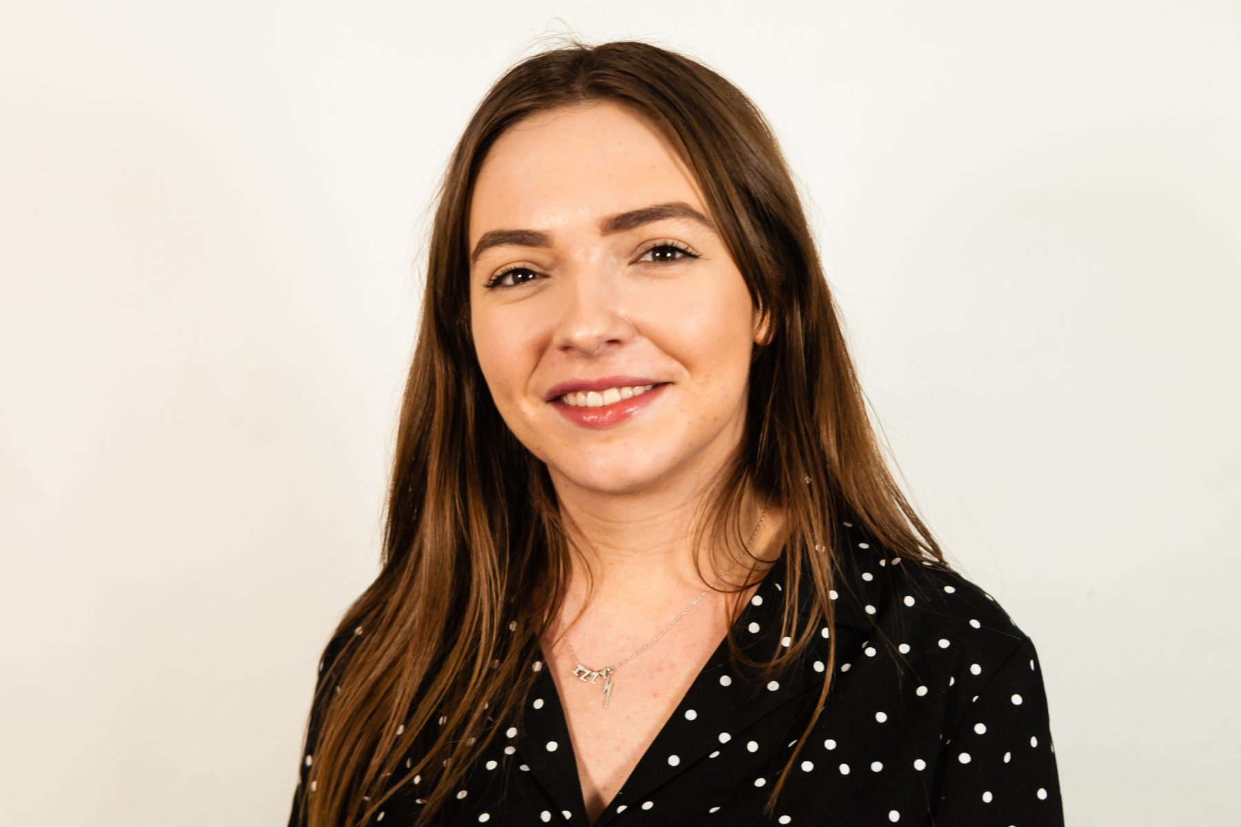 Izzy Stiven is a member of the award-winning PR team at Holyrood PR agency in Edinburgh, Scotland