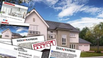 CALA Homes media success with Craigpark | Property PR
