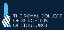 The logo of the Royal College of Surgeons of Edinburgh