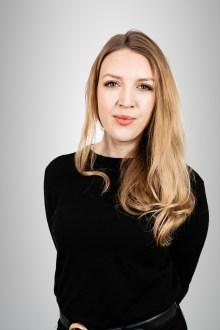 Catriona Conway-Mortimer, account executive with Holyrood PR in Edinburgh, Scotland