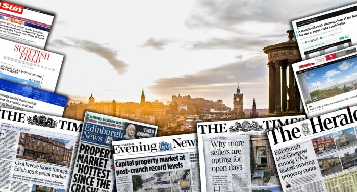 Warners Success in May with Property PR