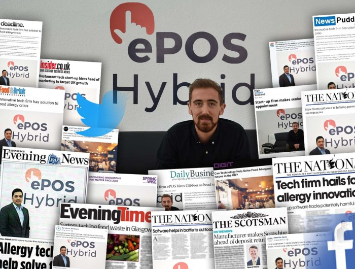 montage following bumper month of coverage for ePOS Hybrid