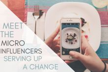 Food and Drink PR agency asks is bigger always better when it comes to an influencers following?