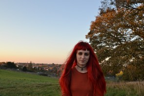PR photograph of Sorrel as part of Humans of the Walk campaign
